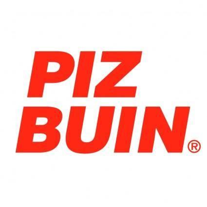 free vector Piz buin