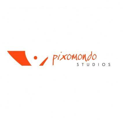 free vector Pixomondo studios