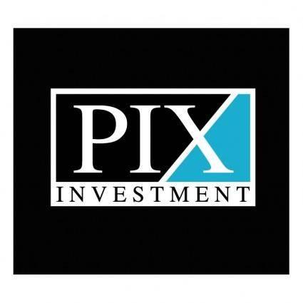 Pix investment