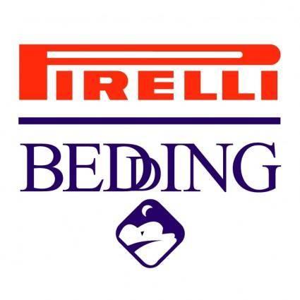 Pirelli bedding