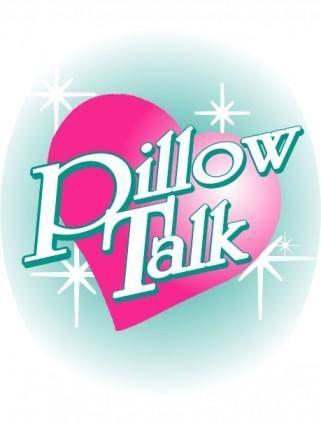 free vector Pillow talk