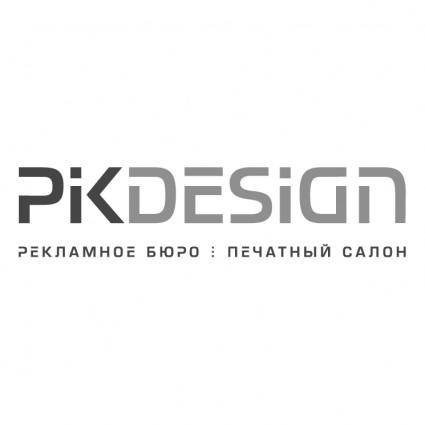 Pik design advertising group 0