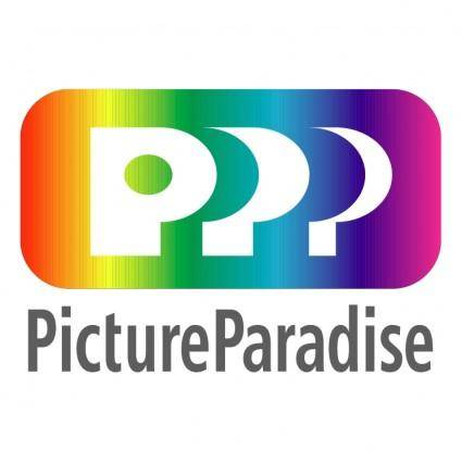 free vector Picture paradise