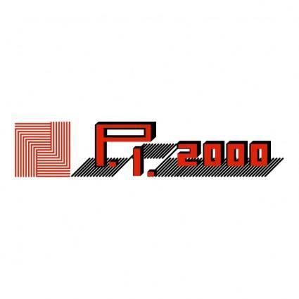 free vector Pi 2000