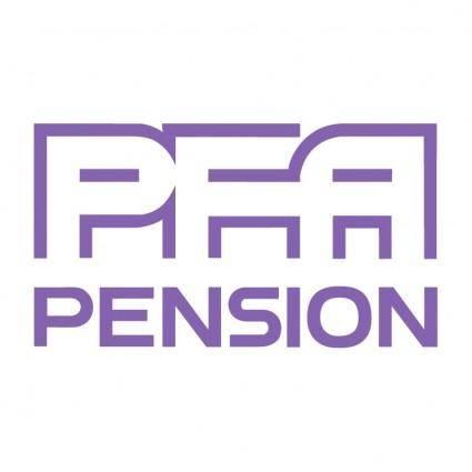 free vector Pfa pension