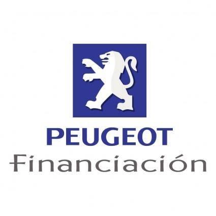 free vector Peugeot financiacion 0