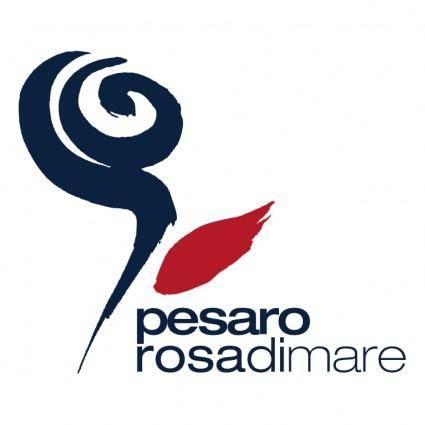 free vector Pesaro rosa di mare