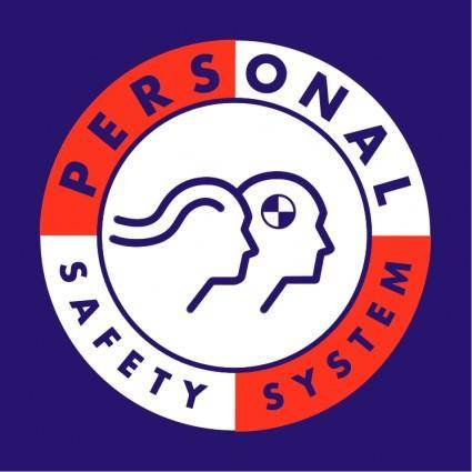 free vector Personal safety system