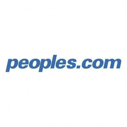 free vector Peoplescom