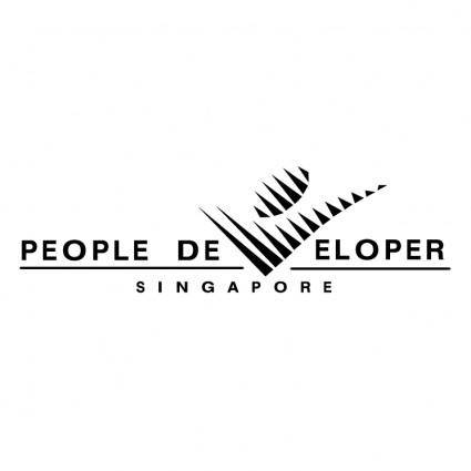free vector People developer singapore