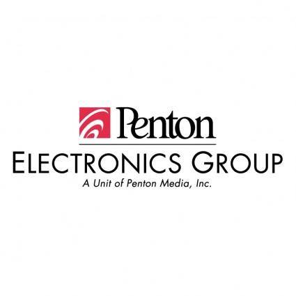 free vector Penton electronics group