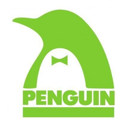 free vector Penguin 0