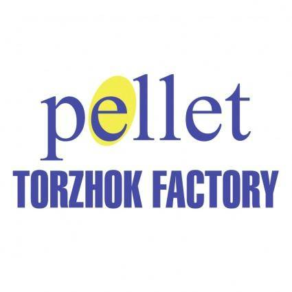 Pellet torzhok factory