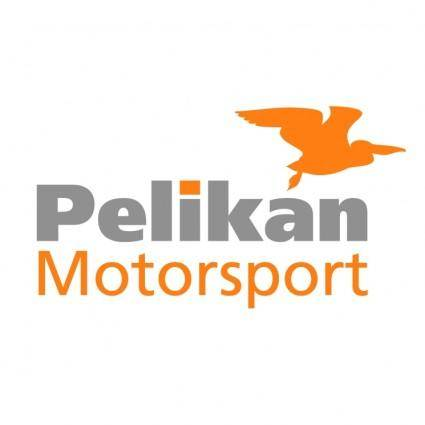 free vector Pelikan motorsport