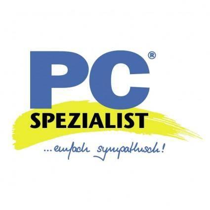 free vector Pc spezialist