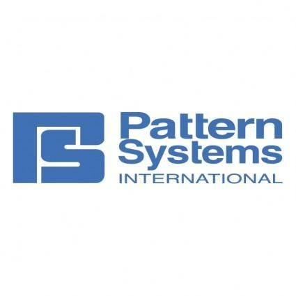 Pattern systems international