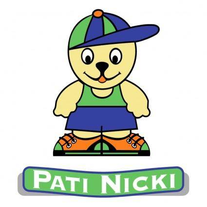 free vector Pati nicki