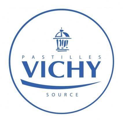 free vector Pastilles vichy source