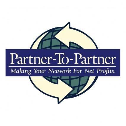free vector Partner to partner