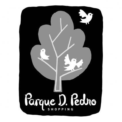 free vector Parque d pedro 0