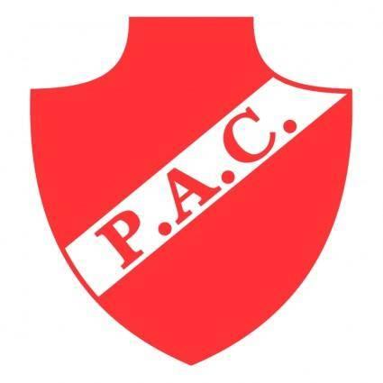 free vector Paratyense atletico clube de paraty rj