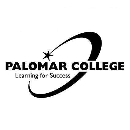 free vector Palomar college