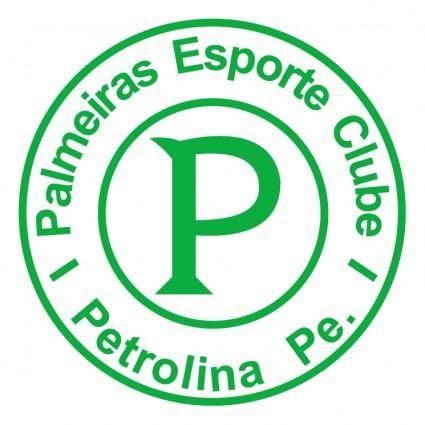 Palmeiras esporte clube de petrolina pe