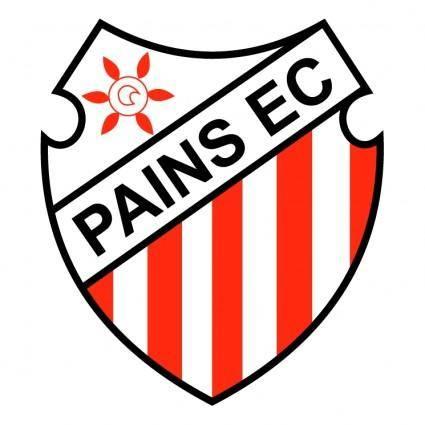 Pains esporte clube de pains mg