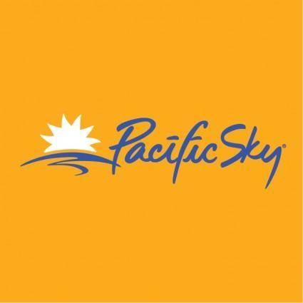 Pacific sky 1