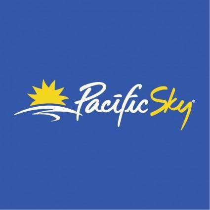 Pacific sky 0