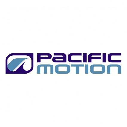 free vector Pacific motion