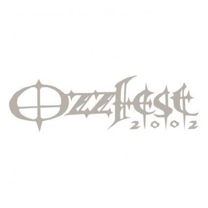 free vector Ozzfest