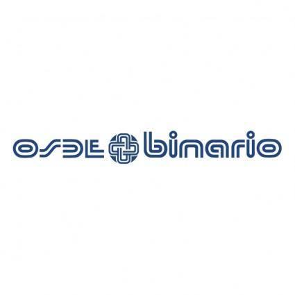 free vector Osde binario 0