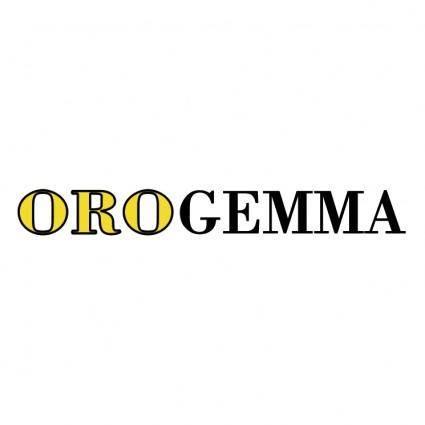 free vector Orogemma