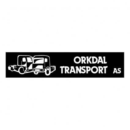 Orkdal transport as