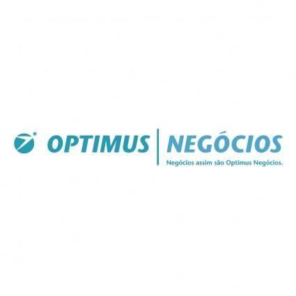 Optimus negocios