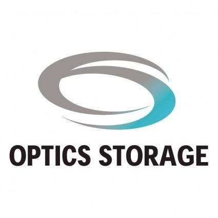 Optics storage
