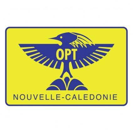 free vector Opt nouvelle caledonie