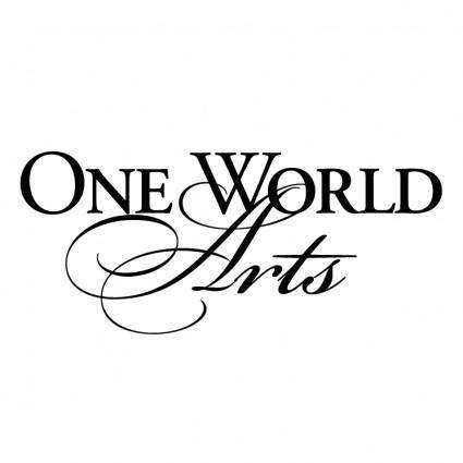 free vector One world arts