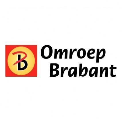 free vector Omroep brabant