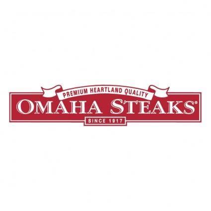 free vector Omaha steaks