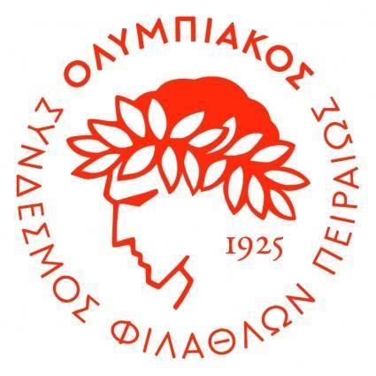 free vector Olympiakos 0