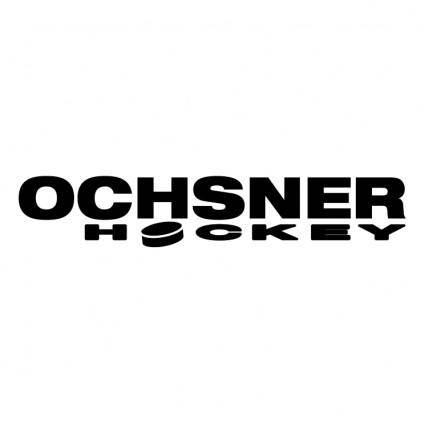 free vector Ochsner hockey