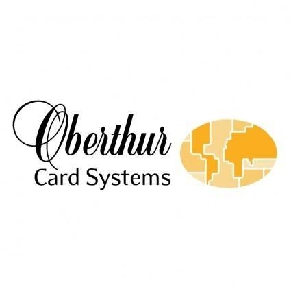 free vector Oberthur card systems
