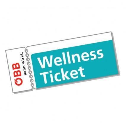 free vector Obb wellness ticket