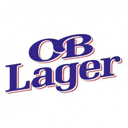 free vector Ob lager