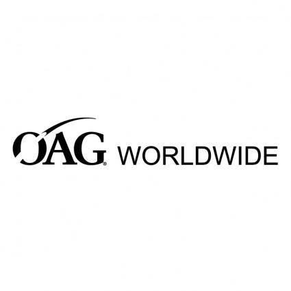 free vector Oag worldwide