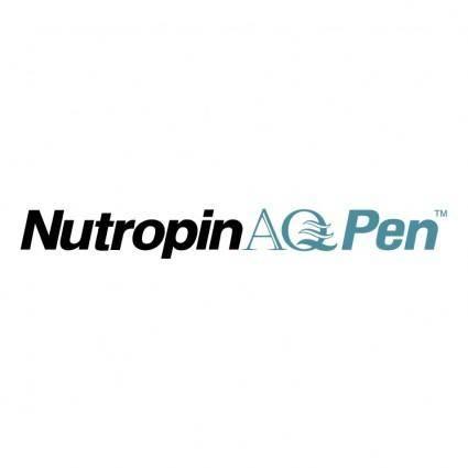 free vector Nutropin aqpen