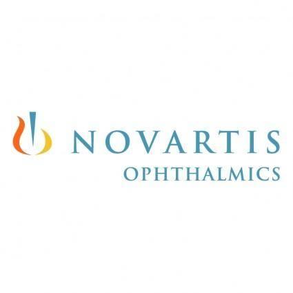 free vector Novartis ophthalmics
