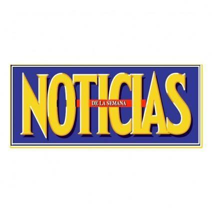 free vector Noticias